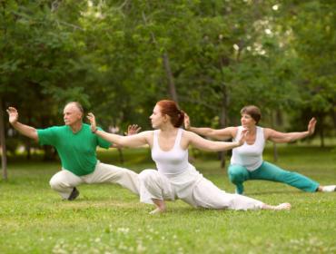 Comment pratiquer le tai chi